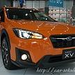 スバル新型XVの内装画像レビュー【専用のオレンジステッチはどうだった?】