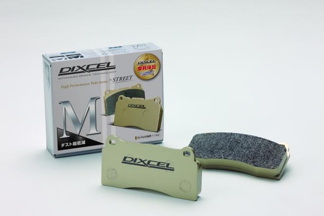 ディクセル ブレーキパッド M