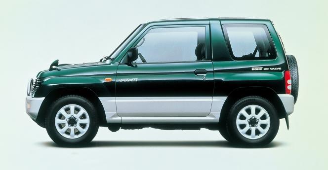 三菱 パジェロミニ 1994