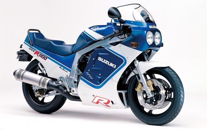 アヘッド GSX-R1100H型