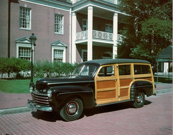 フォード Super Deluxe stationwagon(1946)
