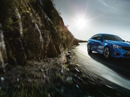 BMW、新型BMW 3シリーズ グラン ツーリスモを発表!10月1日から販売開始!