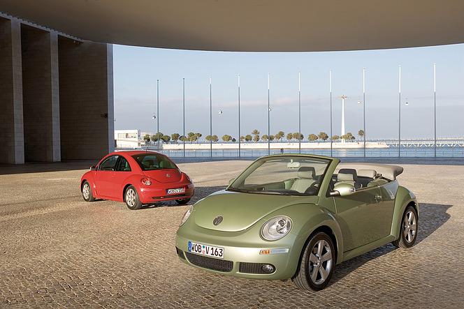 アヘッド VW ニュービートル