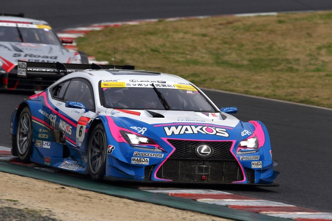 SUPER GT 第1戦  岡山GT 300kmレース