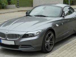 鮫を思わせるフォルム! BMW Z4