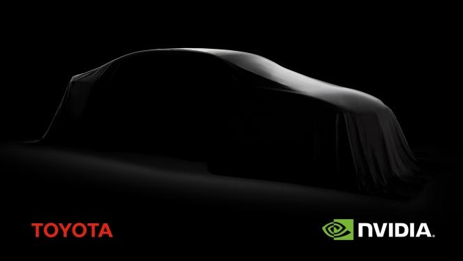 NVIDIA トヨタ 提携