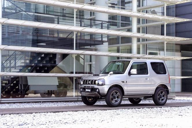 2015 Suzuki Jimny Land Venture Edition