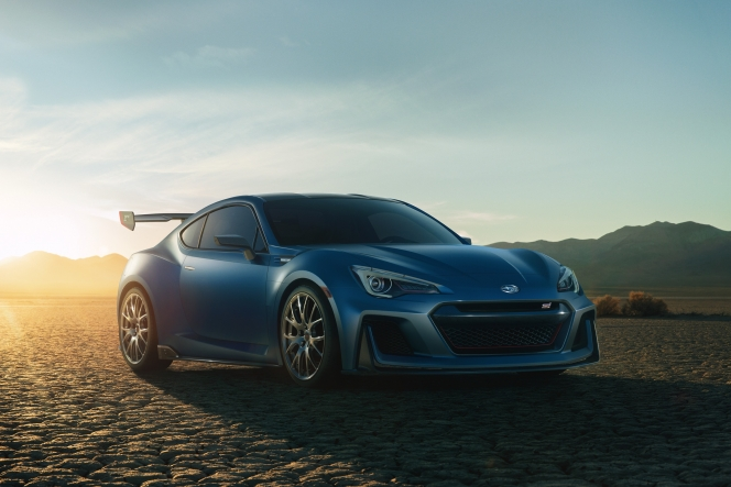 スバル BRZ STI Performance Concept (2015)
