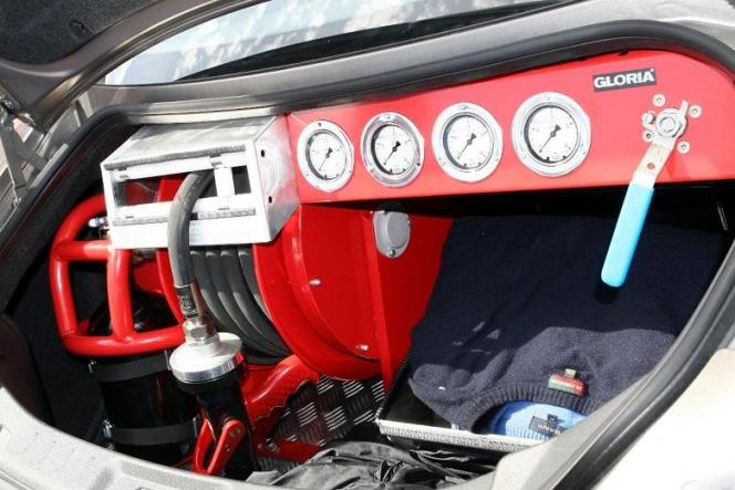 GT-R 消防車 ギャラリー