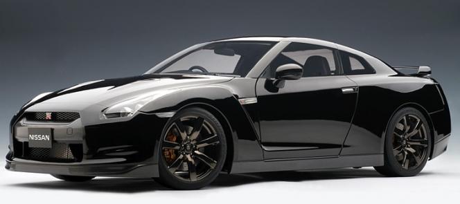 日産 GT-R Premium Edition