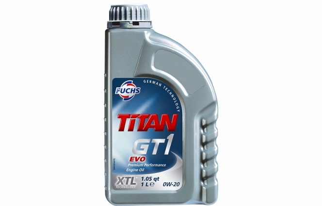 TITAN GT1 EVO 0W-20(PR)
