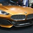 【東京モーターショー2017】コンセプトZ4、コンセプト8シリーズ、M5など…BMW出展車 画像まとめ