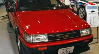 トヨタ AE86 レビン