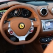 やっぱりめっちゃかっこいい…!5種類のフェラーリ車のハンドルを比べてみた!