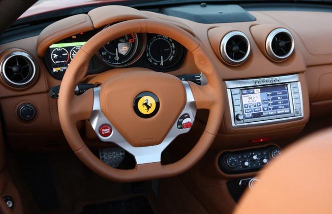 フェラーリ カリフォルニア 2008