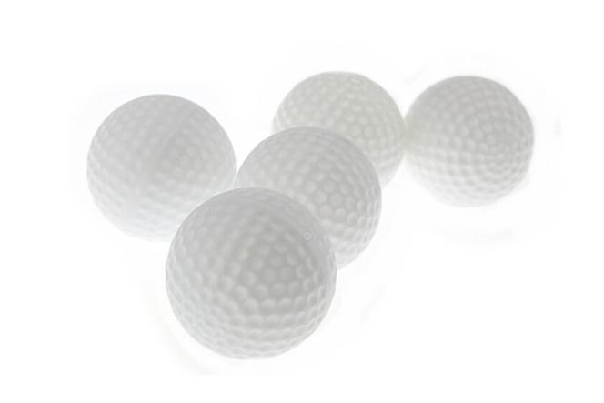 ゴルフ プラスチックボール