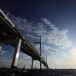 クルマと橋と道