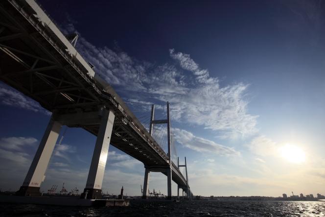 アヘッド 橋