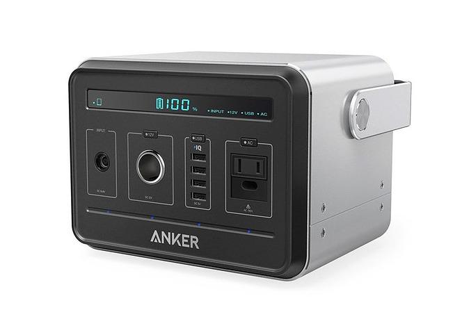 Ankerパワーハウス シンプル操作で安心の高性能