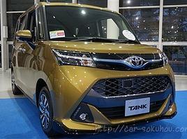 トヨタ タンク カスタムの外装画像【注目の装備&機能を徹底レビュー】