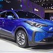 上海モーターショー:TOYOYA中国初投入EVを発表