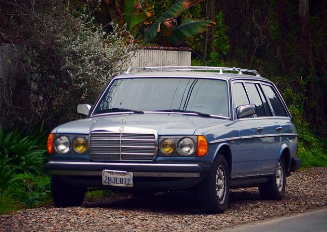 1985 Mercedes-Benz 300TD Turbo Diesel estate