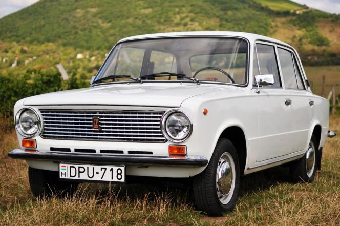 1970-1987 LADA 1200