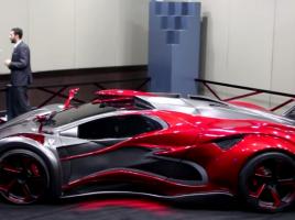 最高出力1400馬力のスーパーカー…0-100km/hが3秒以下と噂の「インフェルノ」の正体とは?