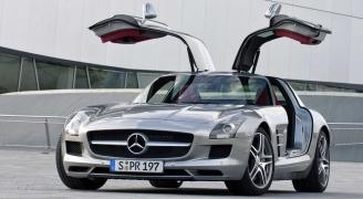 Mercedes Benz SLS AMG (メルセデス・ベンツ SLS AMG)