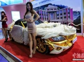 とにかくドラゴンが好きな中国人にカスタムされた驚きのBMWとは?