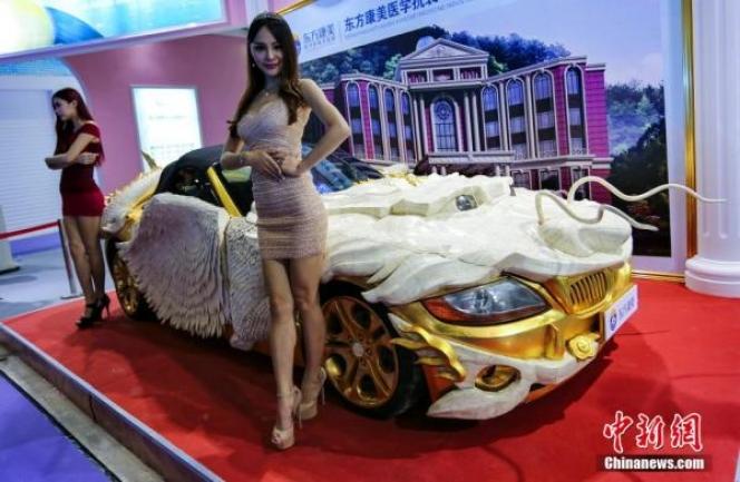 中国のカスタムカー BMW Z4 「飛龍」
