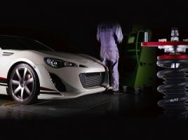 時代に合わせた幅広い車種展開に、BLITZが挑戦中!DAMPER ZZ-R シリーズ