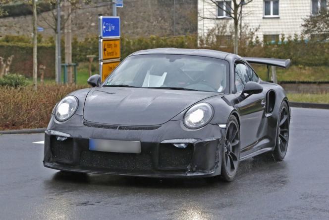 ポルシェ 911 GT3 RS 4.2