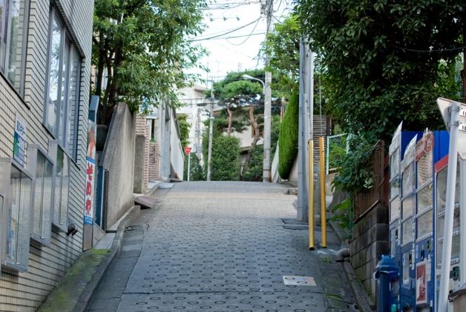 急坂(足成より)