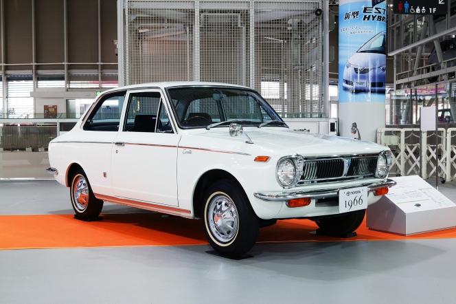 トヨタ カローラ 初代