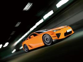 現代のスーパーカー④LEXUS  LFA 量産メーカーの情熱と意地
