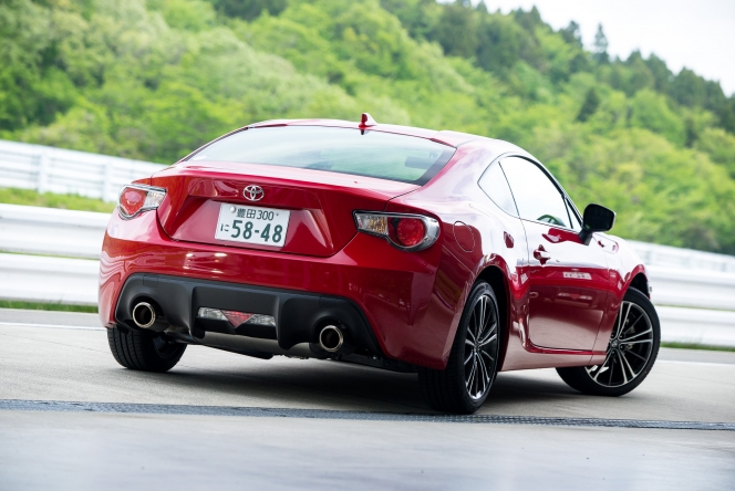 2014 Toyota 86 Minor Update Model