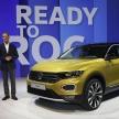 VW、新型クロスオーバーSUV「T-Roc」を発表!気になる日本導入は?