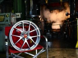 BBS鍛造ホイールは何故高い?理由解明のためBBSジャパン本社工場へ潜入。