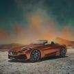 BMW Z4 コンセプトモデル公開!新型Z4とスープラに共通点はあるのか?
