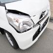 交通事故にあった場合、一番安全、危険な席はどこ?