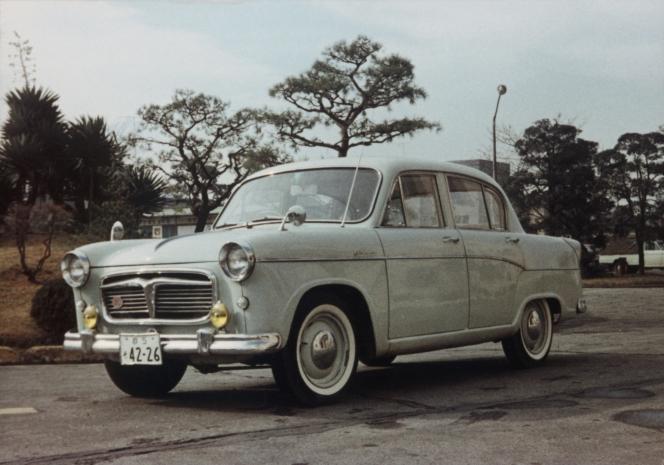 スバル1500 P-1