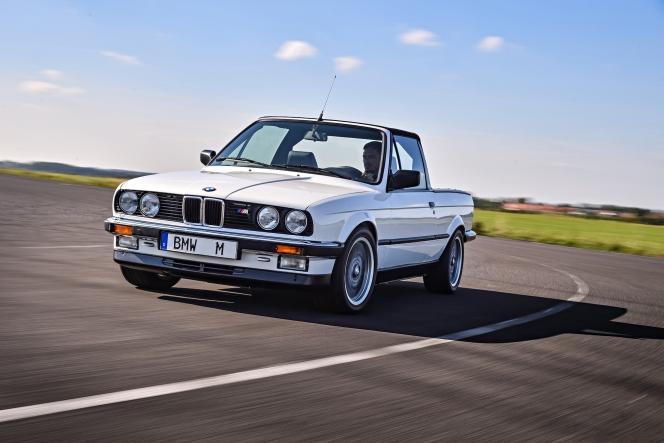 BMW M3 ピックアップトラック コンセプトカー 1986