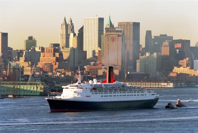 豪華客船クイーンエリザベス2