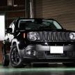 Jeepレネゲード を街中でもっと楽しくスポーティに~2WDモデル専用車高調キット登場!