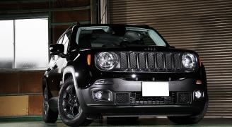 fivestartoto Jeepレネゲード用 車高調キット