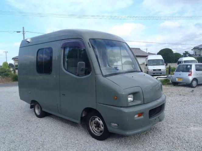 日産 アトラスロコ 移動販売車・フードトラック
