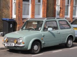 日産 パオとはどんな車?魅力や燃費、維持費について