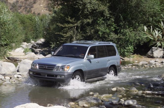 レクサス LX470 (2003)