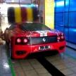 フェラーリなどのスーパーカーは機械洗車を拒否されることも…機械洗車のメリット・デメリッ...